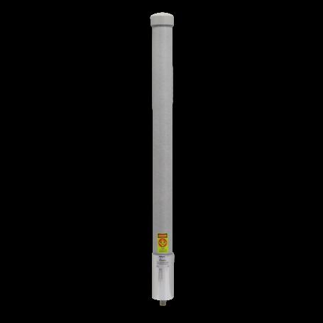 Omni exterior Altelix AU5158G12-PRO AU5158G12-PRO - ALTELIX 5,1-5,8GHz 5150-5850MHz 12dBi 7,5º Antena Omni 755mm N-Hembra