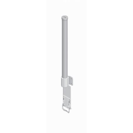 Omni exterior Ubiquiti AMO-5G13 AMO-5G13 - UBIQUITI 13dBi 2x2 5GHz Antena Omnidireccional 2-RPSMA Exterior