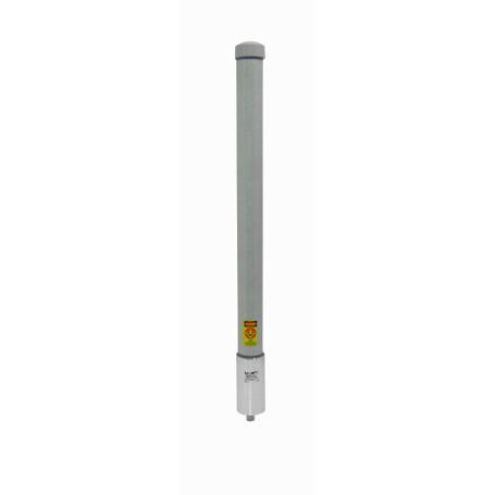 Omni exterior L-COM HG5812U-PRO HG5812U-PRO - L-COM 5,8GHz 5725-5850MHz 12dBi 6º Antena Omnidireccional N-Hembra