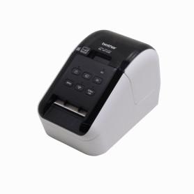 QL-810W -BROTHER 62mm WiFi USB DK 300x600dpi Impresora Termica Etiqueta AutoCor