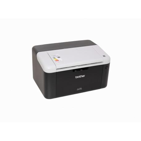 Impresora Tinta| Laser Brother HL-1202 HL-1202 BROTHER solo-USB Impresora Laser 21ppm 2400x600dpi 150hoj Toner-TN1060