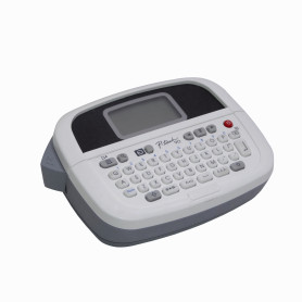 PT-90 -BROTHER QWERTY 2-Manos Rotuladora Etiquetadora M req/4-AAA M231