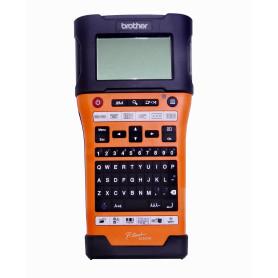 PT-E550WVP -BROTHER USB-WIFI Bat-Interna QWERTY 3,5-24mm Rq-Etq-TZ/HS Rotuladora