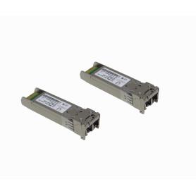 UF-MM-10G -UBIQUITI 2-unids SFP+ MM 10Gbps 300mt 850nm MultiModo 2-Fibras-LC DDM