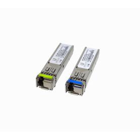 UF-SM-1G-S -UBIQUITI Par-WDM-BiDi SFP SM 1Gbps 3km 1310/1550nm MonoModo 1-Fibra-LC