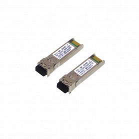 S+2332LC40D -FIBRA SFP+10G SM 40km DDM(WDM) inc-2-unids 1270/1330nm Modulos 1-LC