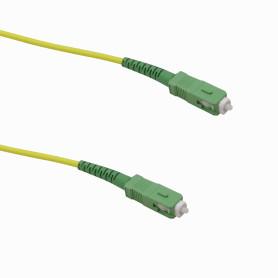 JFSAA8X -8mt SC/APC-SC/APC MonoModo SM Simplex Jumper Cable Fibra 3.0mm 9/125um