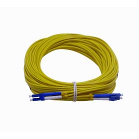 JFSLL15 -15mt LC-LC MonoModo SM Duplex Jumper Cable Fibra 9/125um