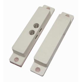 DS-BLANCO1 -BESTKEY BLANCO GRANDE MAGNETICO SENSOR 2C NO-INC-CABLE