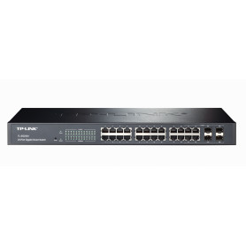 TL-SG2424 -TP-LINK 20-1000 4-SFP-Combo Switch Smart Rack Semi-Administrable