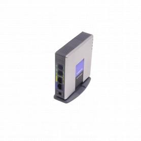SPA3102 -CISCO ATA Gateway 1-100-LAN 1-WAN-100 1-FXO-RJ11 1-FXS-RJ11 inc-5V