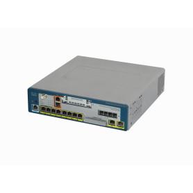 UC540W-BRI-K9-REF -CISCO IP-PBX 2-BRI-ISDN 4-FXS 8-PoE 1-RPTNC-2dBi Console WAN Refacc.