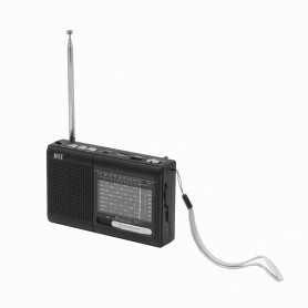 RADIO-FM-USB -IRT Radio FM AM 7SW Bateria-interna lector-SD Carga-USB 3,5mm-H opc3AA