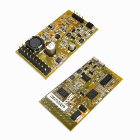 AX210XS -ATCOM 1-FXO 1-FXS MODULO DOS PUERTOS FXS/FXO PARA AXE800PN AXE/AX1600P