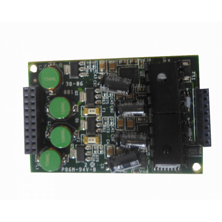 Modulo p/Asterisk DIGIUM S400M-FXS S400M-FXS -DIGIUM 4-FXS MODULO PARA TDM2400 TDM800