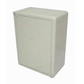 BOX50PAIR -50-Pares 5-KRONE Caja Box-II Vacia inc-Soporte 5-Regletas