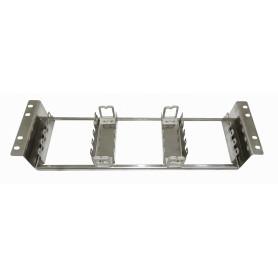 FRAME150P -150-Pares Rack-3U 22mm 15-KRONE Soporte Metalico 15-Regleta