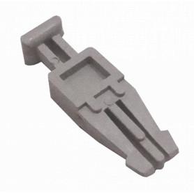 DISP-PEG -10-unidades Pieza de Corte Gris para/Regleta KRONE