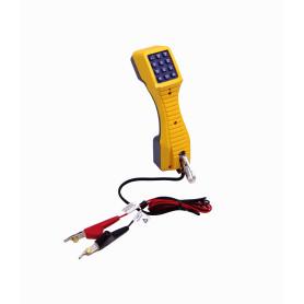 TS19 -FLUKE Telefono Tecnico p/Pruebas RJ11-H Pinzas-ABN DTMF/Pulse DataSafe