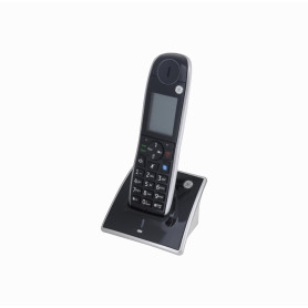 SKYPE-DECT -GE 1-Telefono 1-PSTN-RJ11 1-WAN-RJ45 DECT1,9GHz SKYPE-noWiFi inc/2-AAA