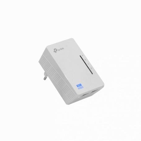 Powerline TP-LINK TL-WPA4220 TL-WPA4220 TP-LINK AV500-300MTS UNITARIO POWERLINE WIFI-N300MBPS 2-100