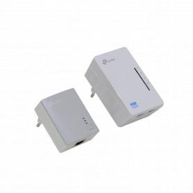TL-WPA4220KIT -TP-LINK WPA4220-WIFI-N300/2-100 + PA4010-300MBPS/1-100 KIT POWERLINE