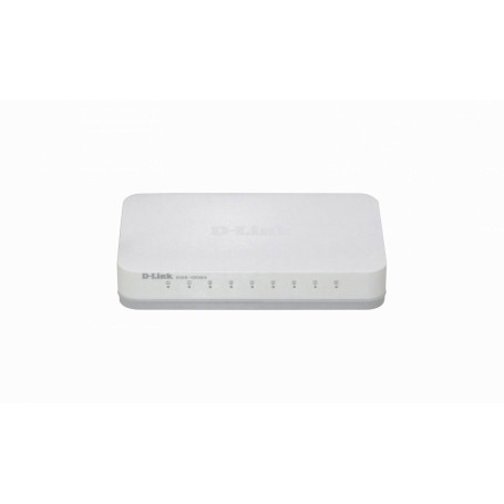 1000 no administrable Dlink DGS-1008A DGS-1008A D-LINK 8-1000 Gigabit Switch Desktop no-Administrable no-Rack inc5v1A