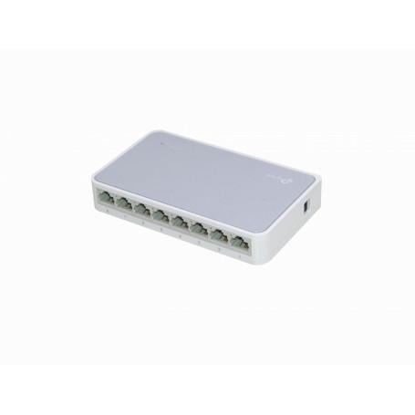 100 No administrable TP-LINK TL-SF1008D TL-SF1008D -TP-LINK 8-100 Switch Desktop no-Admin no-Rack