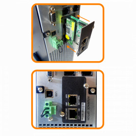 NMC-RS232 Tarjeta SNMP...