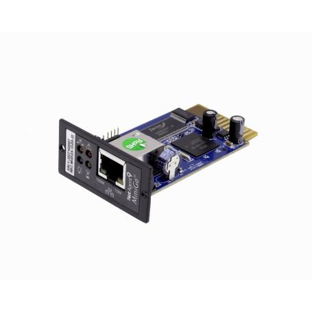 Cable / Accesorio UPS ALLSAI SNMP SNMP -ALLSAI Tarjeta Monitoreo Remoto LAN IP 1-100 DY801 NetAgent9 MiniGo