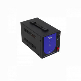 AVR1000 -ENERSAFE Regulador Tension 1000VA 600W 140-270VAC 2-OUT-Multinorm IP20