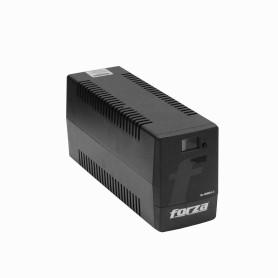 SL-802UL-C - FORZA 65WH 1x9AH 800VA 480W 3-IH-Chile 1-C13 1-C14 AVR USB 2-RJ UPS