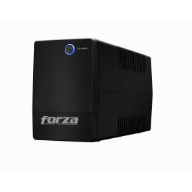 NT-1002C - FORZA 65WH 1x9AH 1000VA 500W 4-IH-Chile AVR no-USB 162-268VAC 2-RJ UPS