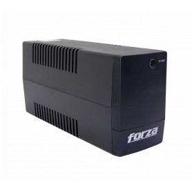 NT-502C -FORZA UPS 32WH 500VA 250W 4-IH-Enchuf AVR no-USB 1x4,5AH 2-RJ