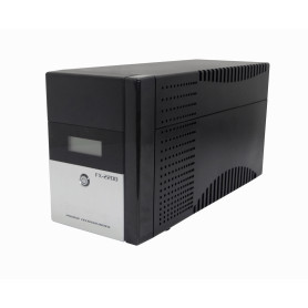 FX-2200LCD-C - FORZA 130WH 2x9AH 2200VA 1200W 2-C13 4-IH-Chile 1-C14 AVR USB 2-RJ UPS