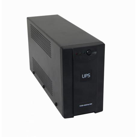 UPS interactiva Generico EA280 EA280 UPS 65WH 1x9AH 800VA 2-Nacional-Chile/Schuko AVR USB 2-RJ11