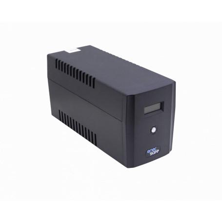 UPS interactiva Enersafe ESIT2000 ESIT2000 ENERSAFE 130WH 2x9AH 2KVA 1200W 6-C13 AVR USB 162-290VAC 2-6ms UPS