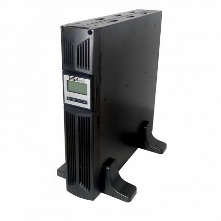UPS ondapura rack torre CITO CPL-C1500A CPL-C1500A CITO 65WH 3x9AH 1500VA 1350W 2-6ms Onda-Pura UPS Rack/Torre