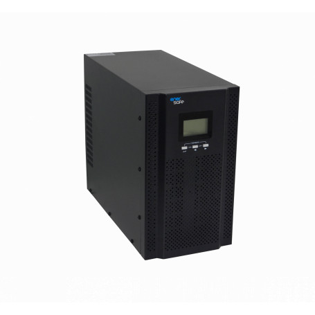 UPS online rack torre Enersafe ESOL-T-3KVA ESOL-T-3KVA ENERSAFE 390WH 6x9AH 3KVA 2700W 0/4ms DB9 Expandi-72V UPS Torre Online
