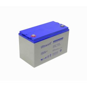 BTA12-100U - ULTRACELL Bateria 12V 100AH VRLA AGM