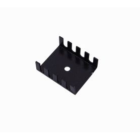 DISIP-TO220 -Disipador de calor para integrado TO-220 30x25x11mm