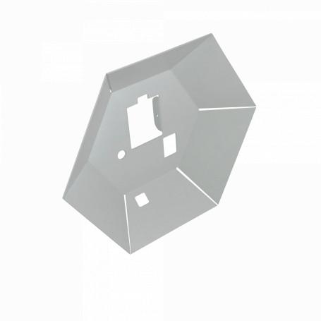 Escudo p/Radio c/s/Ant CYBERTEAM SXT-SAR2 SXT-SAR2 - CYBERTEAM SXT SAr2 Escudo RF para Mikrotik serie