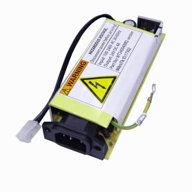 F24-W96R -MIKROTIK 24V 4A 100-240VAC C14 Fuente Repuesto CCR WT2404000 24V4APOW