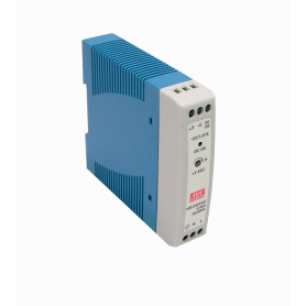 MDR-20-12 -MEANWELL 12VDC...