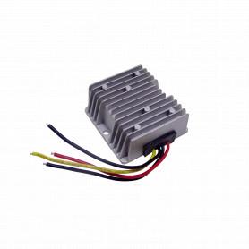 DCDC24-12V -Conversor input:18-40VDC in:24V output:12VDC 10A 120W DC-DC Step Down