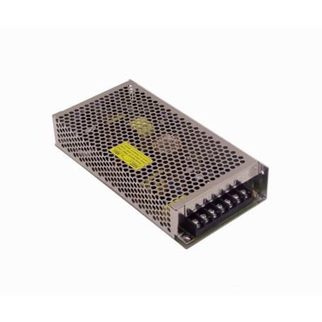 Transformador 12V  F12-W180 F12-W180 -POWERLAB 180W 12V 15A Ajustable Open-Frame Fuente-Poder 110/220VAC