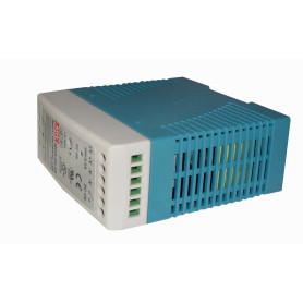 MDR-60-24 -MEANWELL 24VDC...