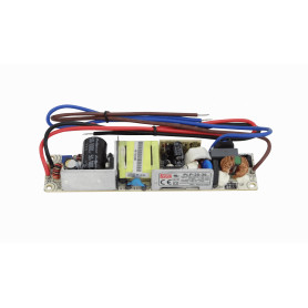 PLP-20-36 -MEANWELL 20W 36V 0,55A Open-Frame Fuente-Poder 100-240VAC Ajustable