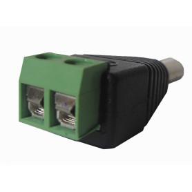 DF-01 -5,5x2,1mm Conector...