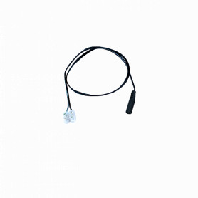 DCCORDF -DOTIX CABLE HEMBRA 5,5x2,1mm Y REGLETA 2-P